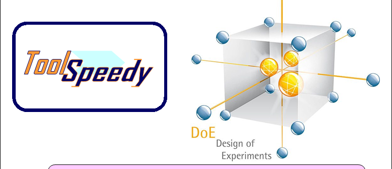 ToolSpeedy  «DOE: Design Of Experiments» – 4 dicembre 2017 dalle 16 alle 20